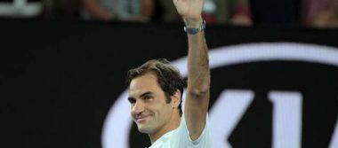 Federer avanzó a la final del Abierto de Australia