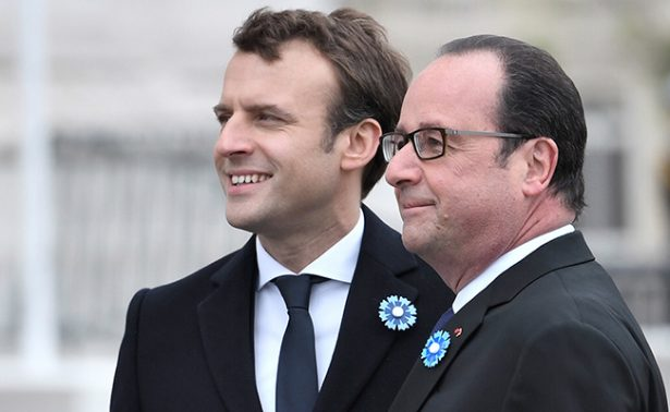Sin darse respiro, Macron empieza a preparar el gabinete en Francia