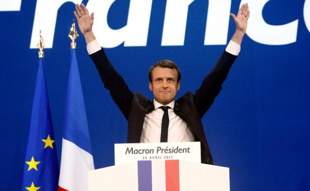 Emmanuel Macron gana las elecciones con el 65% de los votos