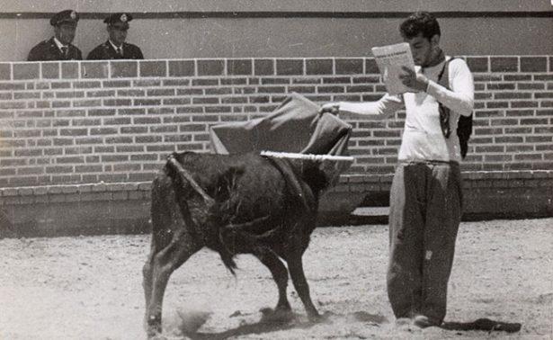 Salen a la luz fotografías inéditas de Cantinflas