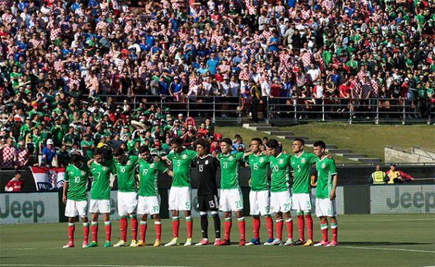 Rumbo a Confederaciones, México cae 1-2 ante Croacia