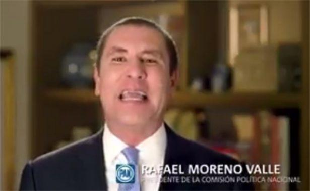 Tras invitación de Anaya, Moreno Valle lamenta que su spot no se tomara en cuenta