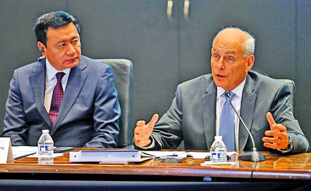 Actuar con urgencia en desafíos de migración y seguridad, pide Osorio
