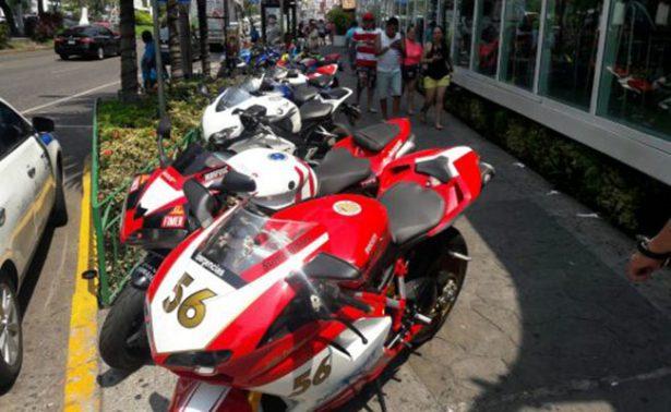Más de 11 accidentes en el primer día del Aca Moto