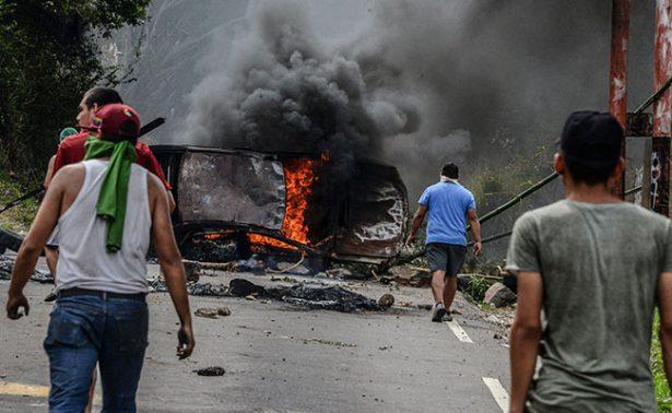 Seis semanas de violencia dejan 44 muertos en Venezuela