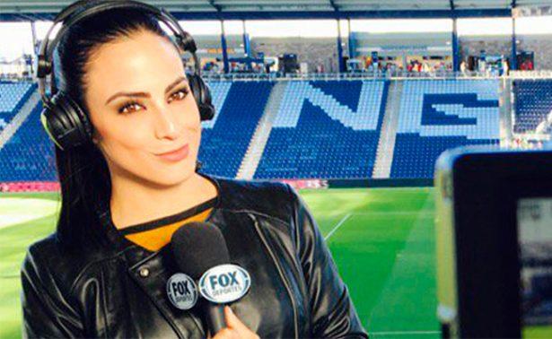 Valeria Marín, la mujer en el periodismo deportivo