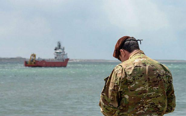 Argentina ya no buscará a los 44 tripulantes de submarino