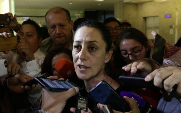 Sheinbaum debe continuar frente a Tlalpan hasta esclarecer caso Rébsamen