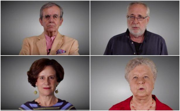 Académicos y activistas llaman a no votar por el PRI en el Edomex