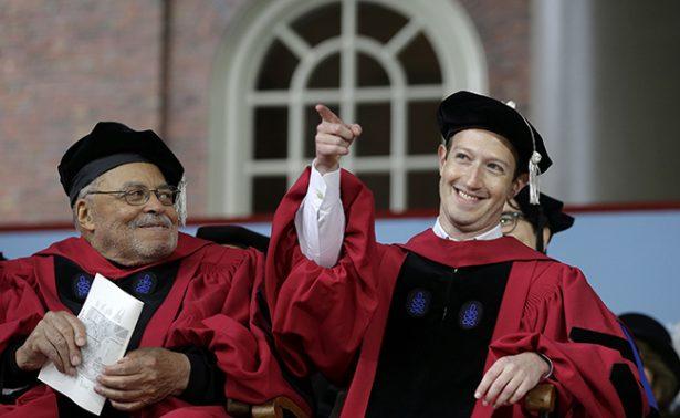 Conoce al mexicano que inspiró discurso de Mark Zuckerberg en Harvard