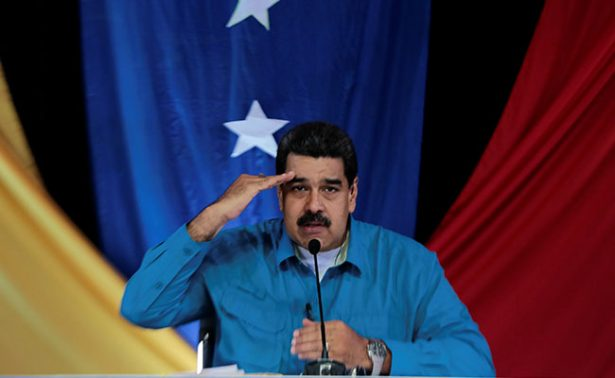 """Nicolás Maduro critica a México: """"se convirtió en estado fallido"""""""