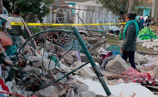 [Video] Suman 14 muertos tras explosión de polvorín en Puebla