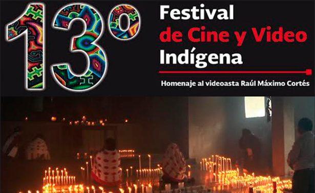 13° Festival de Cine y Vídeo Indígena