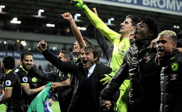 Chelsea, nuevo campeón de la Premier League de Inglaterra