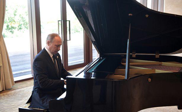Putin no sabe qué canción tocar cuando se reúna con Trump
