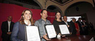 Instalan Procuraduría de Protección de niñas, niños y adolescentes en Querétaro