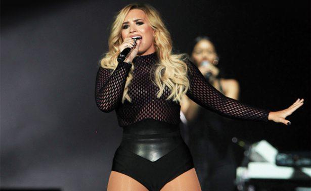 Demi Lovato regresa a la escena… ¿con novio?