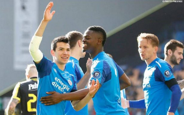 ¡Increíble! En el PSV elogian habilidades de Hirving Lozano