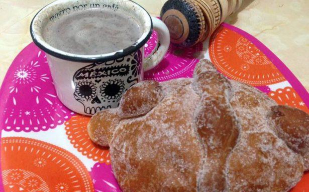 ¡Para chuparse los dedos! Llega el festival del café, chocolate y pan de muerto