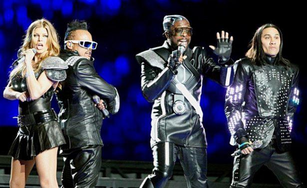 """""""Black Eyed Peas"""" tocará en la final de Champions League"""