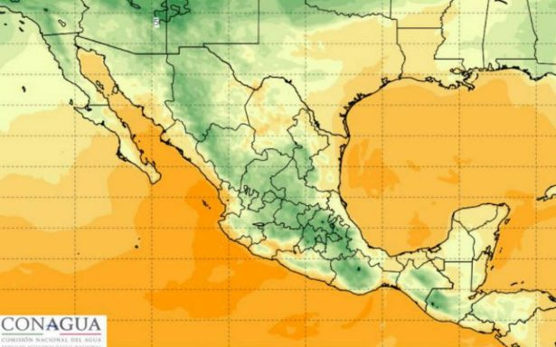 Noviembre caluroso, se esperan temperaturas superiores a los 35 grados en 16 estados