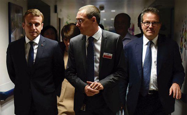 Misterio en Francia, ¿dónde está el presidente Emmanuel Macron?