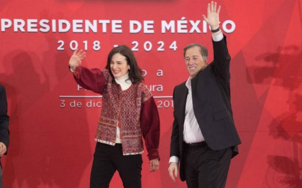 Meade iniciará precampaña el primer minuto del jueves en Chiapas