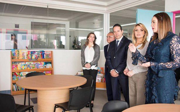 Primera Dama, Angélica Rivera inaugura centro de asistencia social en Querétaro