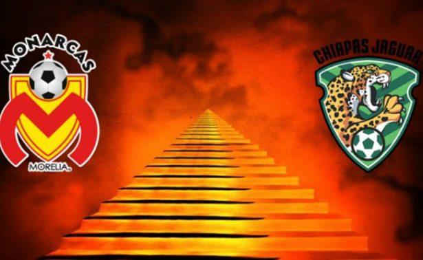 ¡Qué drama! Jaguares se va a la liga de Ascenso