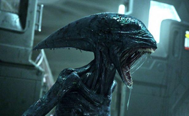 """""""Alien: Covenant"""" llega al primer lugar de taquilla en EU"""