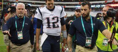 Tom Brady celebra como 'gran experiencia' encuentro de NFL en el Azteca
