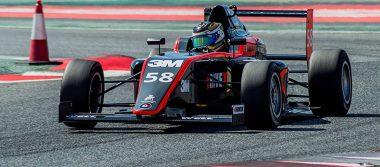 Javier González Jr dejó el Circuit de Catalunya