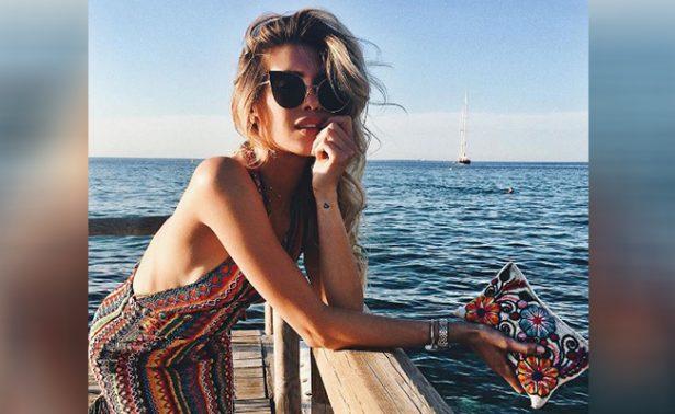 Michelle Salas derrocha sensualidad bajo el sol de Ibiza