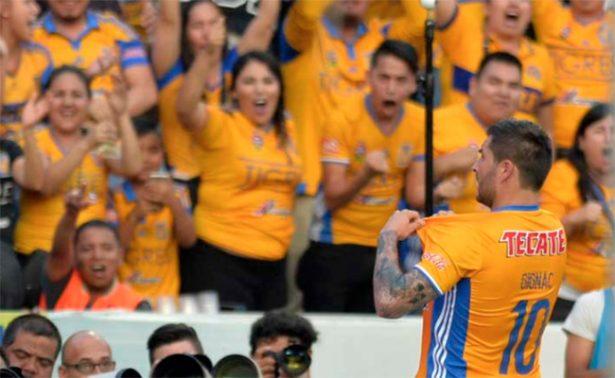 ¡Letal! André Pierre Gignac y Tigres a un paso de semifinales