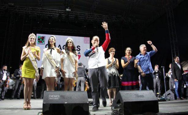 Anoche se puso fin a la Feria Nacional de San Marcos 2017