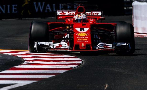 Vettel vuelve a dar un triunfo en Mónaco a Ferrari tras larga espera
