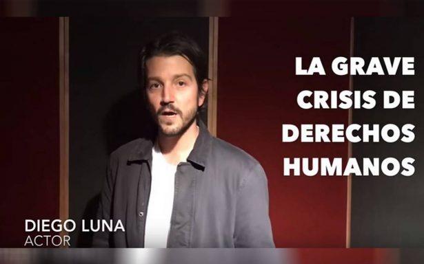 Actores, periodistas y organizaciones civiles claman por Fiscalía que sirva