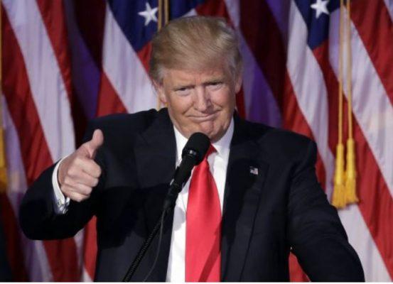 Trump envía mensaje conciliador sobre atentado contra congresistas