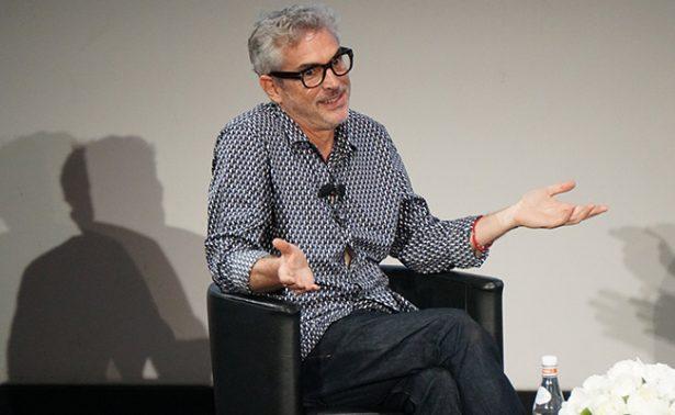 Alfonso Cuarón sorprende con clase magistral en Cannes