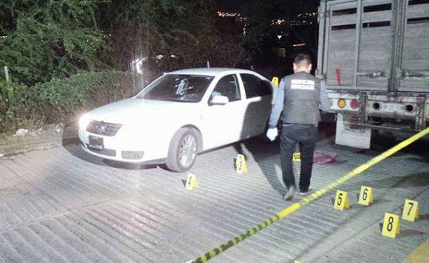 Asesinan al secretario general del PRD en Guerrero