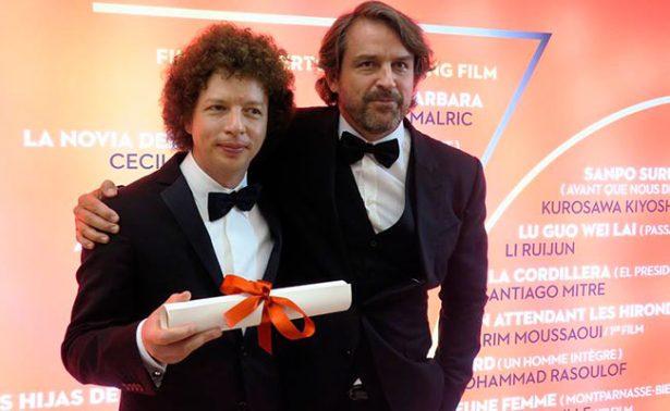 """Cannes premia al mexicano Michel Franco y """"Las hijas de Abril"""""""