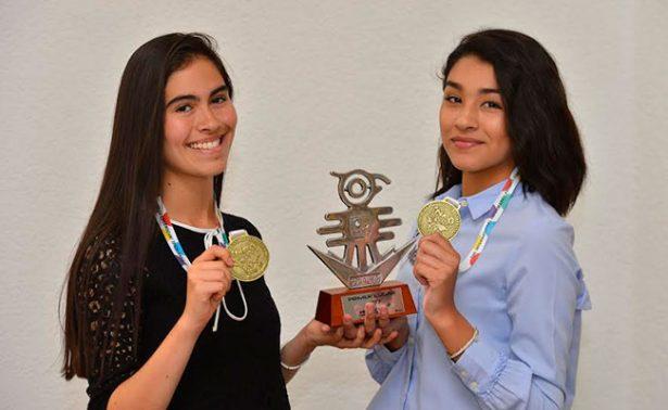 Mexiquenses ganan olimpiada de informática en Rumania