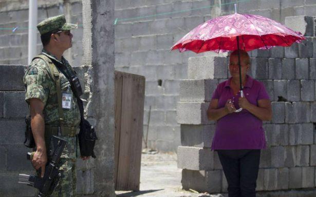 El Ejército no atenderá la seguridad pública: PRI