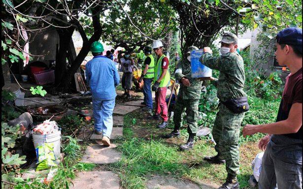 En práctica #FuerzaMéxico: no se detendrán labores de rescate en el país