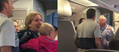 American Airlines suspende a auxiliar de vuelo tras altercado con pasajera