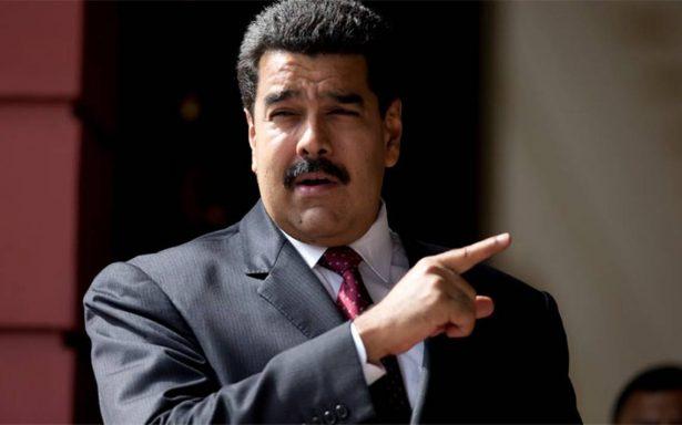 Triunfo oficialista es un mensaje brutal para EU y sus aliados: Maduro