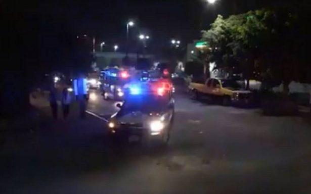 Detienen a 54 personas que intentaron saquear un Aurrera de Zumpango