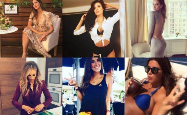Ellas son las 7 mamás más bellas del mundo del deporte