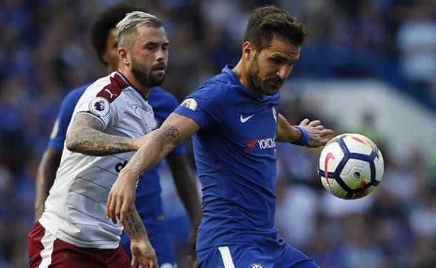 Chelsea, campeón de Premier League, debuta con derrota ante el Burnley