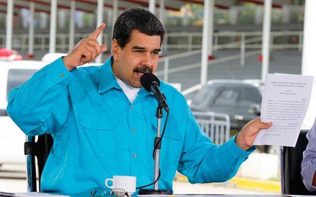 Maduro ordena refinanciar deuda externa de Venezuela en medio de sanciones de EU
